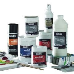 Acrylic Mediums Assortment A