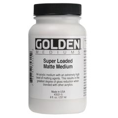 Super Loaded Matte Medium 8 oz.