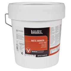Liquitex Matte Varnish 1 gallon