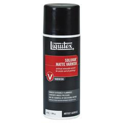 Matte Archival Removable Varnish Aerosol 295g