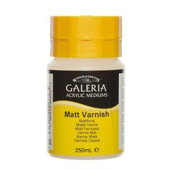 Acrylic Matte Varnish 250ml