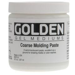 Golden Coarse Molding Paste 8 oz.