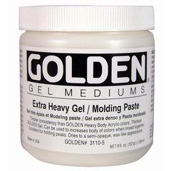 Extra Heavy Gel Molding Paste 8 oz.