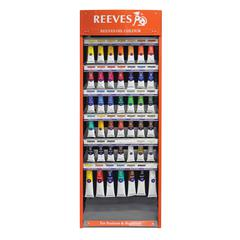 Oil Color Paint Display Assortment