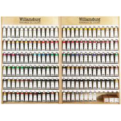 Williamsburg Oil Color Paint Display Assortments