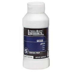Liquitex Basics White Gesso 8oz