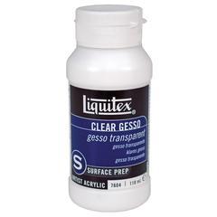 Liquitex Basics Clear Gesso 4oz