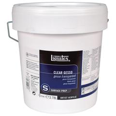 Liquitex Basics Clear Gesso 1 Gallon