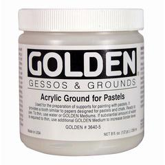 Acrylic Ground for Pastels 8 oz.