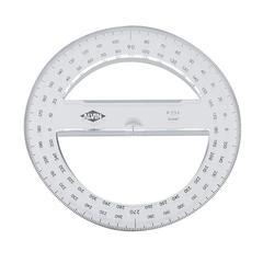 """Alvin 6"""" Circular Protractor"""