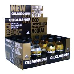 Eco Oil Medium and Cleaner Display Assortment