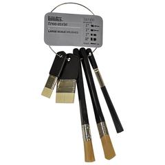 5-Piece Large Scale Brush Set