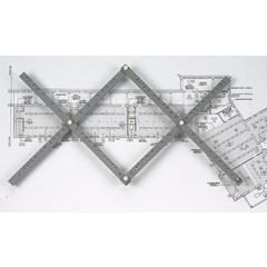 "24"" Wood Pantograph"