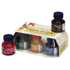 Calligraphy Ink Introduction Set