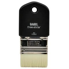 Large Scale Paddle Brush 2""
