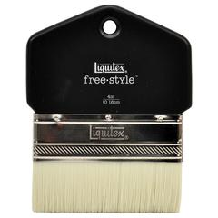 Large Scale Paddle Brush 4""
