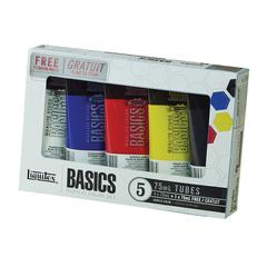 Acrylic 5-Color Set