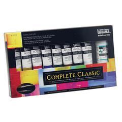 Liquitex Professional Series Heavy Body Acrylic Complete Set