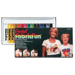 Pastel Dye Stick Set