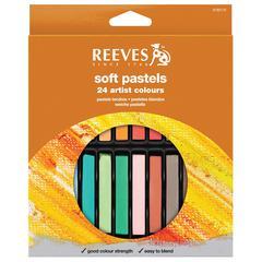 Soft Pastels 24-Color Set