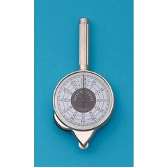 Alvin Two-Face Inch Counter with Grip Handle