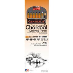 Charcoal Drawing Pencil Set