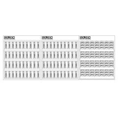 Starter/Stocking Display Assortment