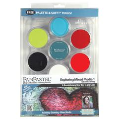 Ultra Soft Artists' Painting Pastel Mix Media Set 1
