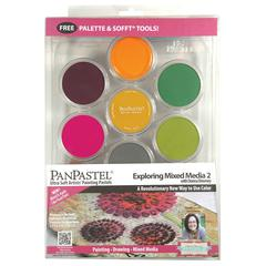 Ultra Soft Artists' Painting Pastel Mix Media Set 2