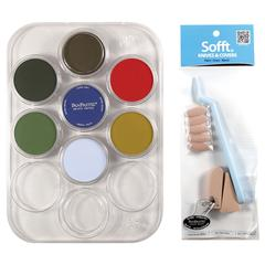 PanPastel Ultra Soft Artists' Painting Pastel Scenery Set