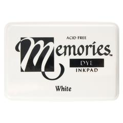 Dye Ink Pad White