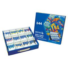Reeves 10ml Watercolor 12-color Class Pack