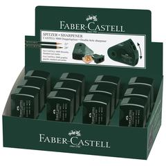 Faber-Castell CASTELL 9000 Double-Hole Sharpener Display