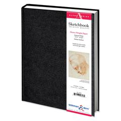 "Stillman & Birn Alpha Series Hardbound 8.5"" x 11"" Sketchbook"