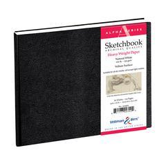 """Stillman & Birn Alpha Series Hardbound 9"""" x 6"""" Sketchbook"""