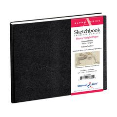 "Hardbound 9"" x 6"" Sketchbook"