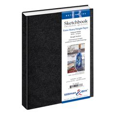 "5.5"" x 8.5"" Hardbound Sketchbook"