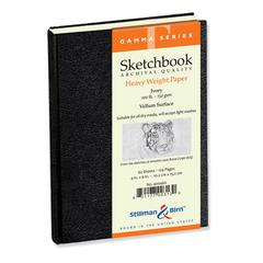 """Stillman & Birn Gamma Series 4"""" x 6"""" Hardbound Sketchbook"""
