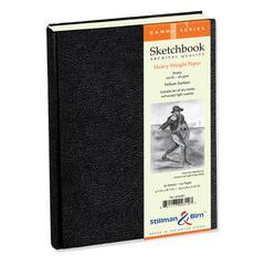 """Stillman & Birn Gamma Series 5.5"""" x 8.5"""" Hardbound Sketchbook"""