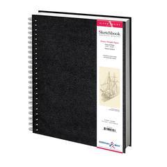 """Stillman & Birn Alpha Series 11"""" x 4"""" Wirebound Sketchbook"""