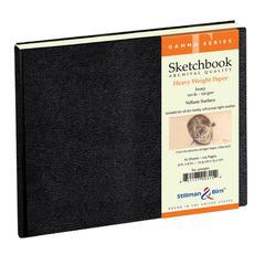 "Stillman & Birn Gamma Series Gamma Series Sketchbook 9"" x 6"""