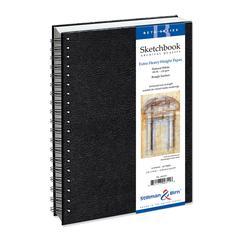 """Stillman & Birn Beta Series 7"""" x 10"""" Wirebound Sketchbook"""