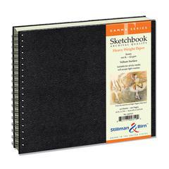 """10"""" x 7"""" Wirebound Sketchbook"""