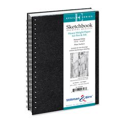"""Stillman & Birn Epsilon Series 6"""" x 8"""" Wirebound Sketchbook"""