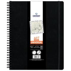 "Canson ArtBook Universal 9"" x 12"" Universal Book"