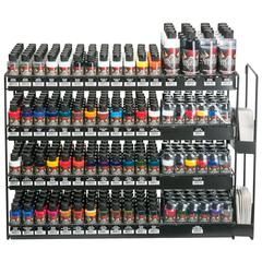 Wicked Colors Airbrush Paint Display