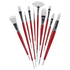 One Stroke Short Handle Brush 1/2""