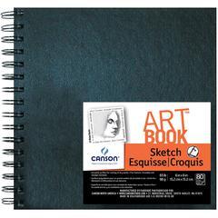 """Canson ArtBook Artist Series 6"""" x 6"""" Wirebound Sketchbook"""