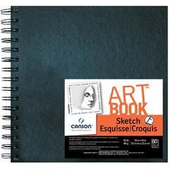 """Canson ArtBook Artist Series 10"""" x 10"""" Wirebound Sketchbook"""