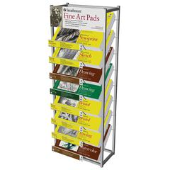 Strathmore Fine Art Pad Display Rack